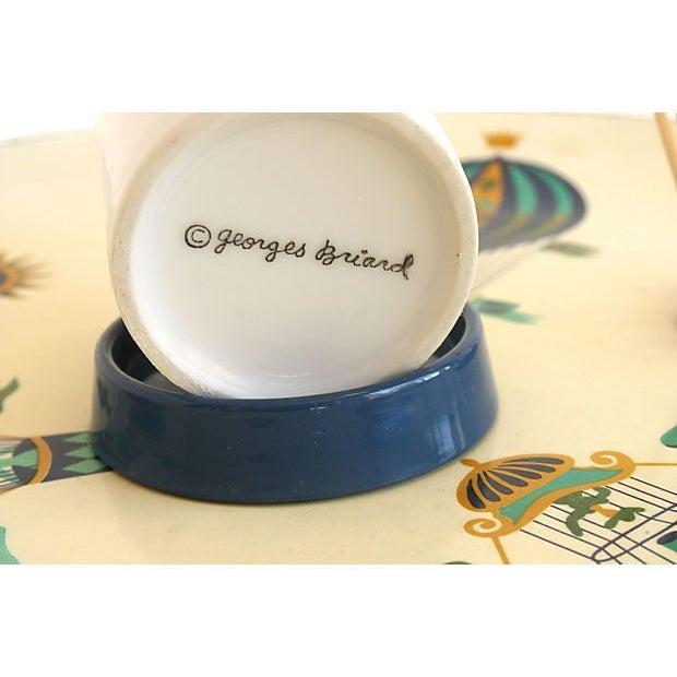 """Image of Georges Briard """"Fancy Free"""" Serverware - Set of 3"""