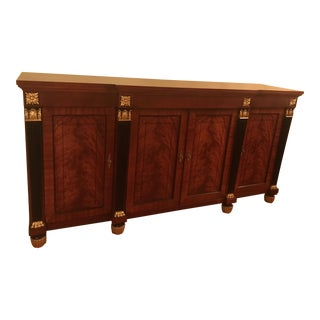 Baker Classical Blended Mahogany Sideboard