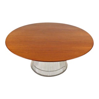 Cocktail Table by Warren Platner