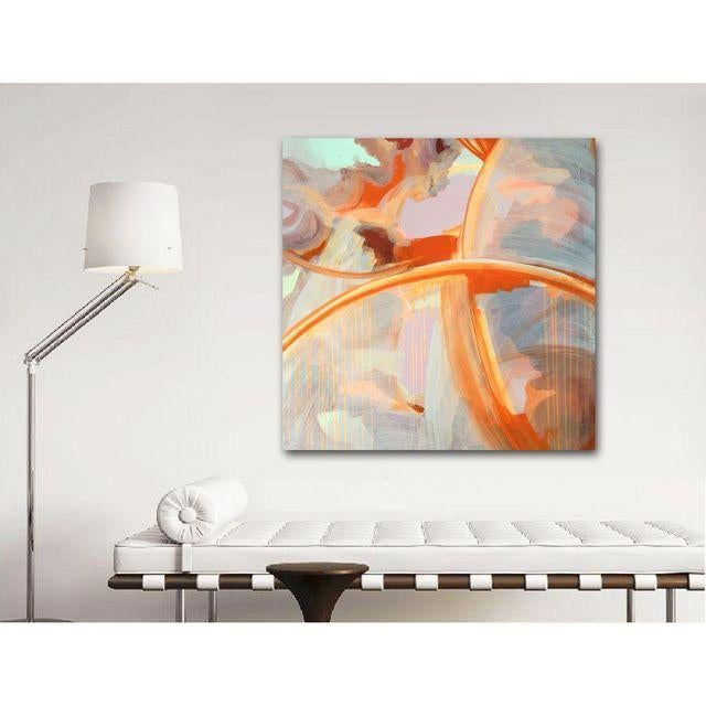 Image of 'Eros' Original Abstract Painting by Linnea Heide