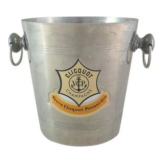 French Clicquot Champagne Ice Bucket
