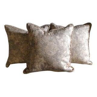 European Pillows - Set of 3