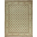 """Image of New Khotan Hand Knotted Area Rug - 9'2"""" x 11'6"""""""