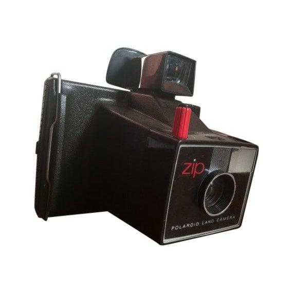 Polaroid Black Zip Instant Camera - Image 1 of 5