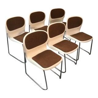 1967 Gerd Lange Chairs - Set of 6