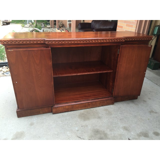 Image of Hooker Furniture Buffet Table