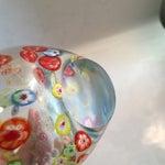 Image of Vintage Murano Millefiori Vase