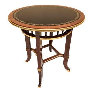 Burr Oak De Coene Decor Occasional Table