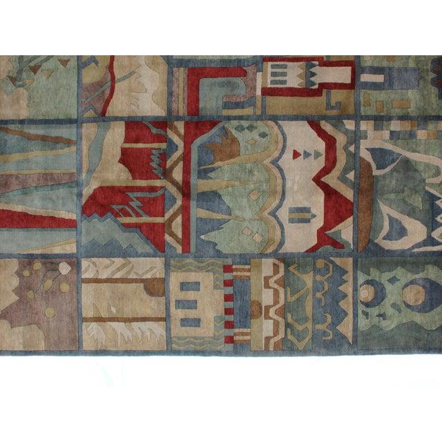 "Leon Banilivi Nepalese rug, 6' x 8'8"" - Image 3 of 5"
