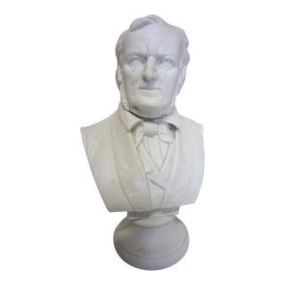 Wagner Porcelain Bisque Bust