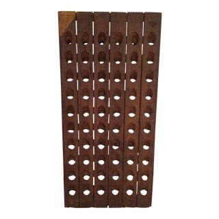 Large Wine Riddling Rack
