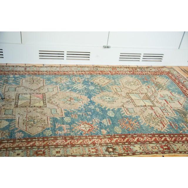 "Vintage Anatolian Caucasian Rug- 3'4"" x 6'3"" - Image 2 of 5"