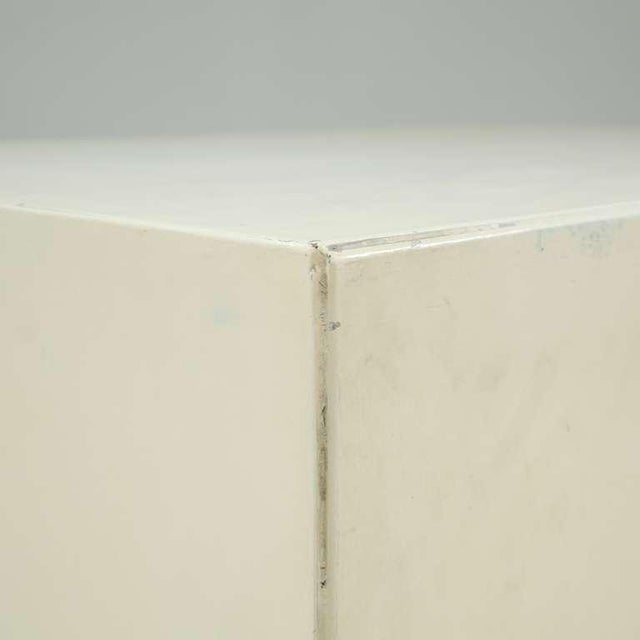 1950s Artek freestanding chest of drawers in white - Image 6 of 6