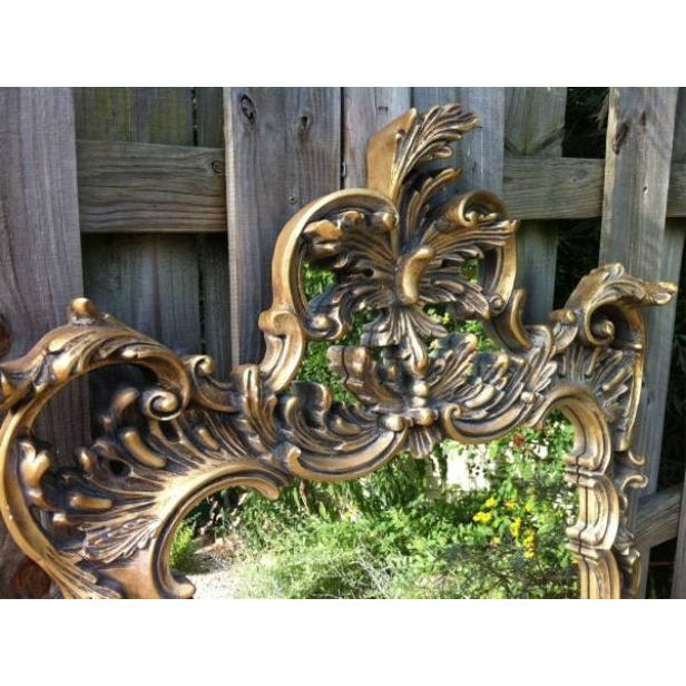 Antique Inspired Italian Mirror - Image 4 of 4