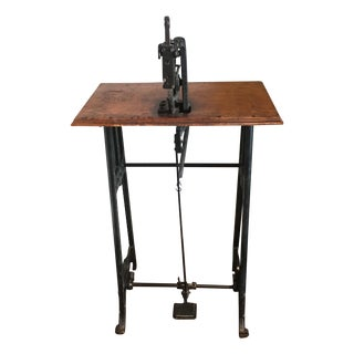 19th Century Milliner Table