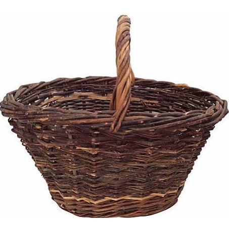 Italian Market Basket - Image 1 of 4