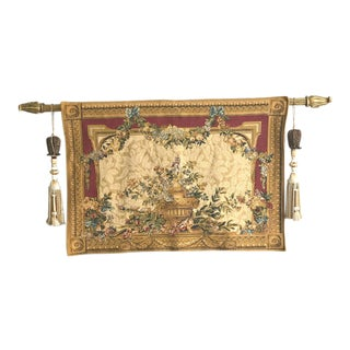 French Tapestry by Beauregard, Made in France