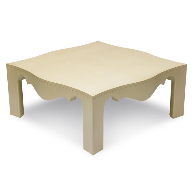 """Truex American Furniture """" Florence Coffee Table"""" - Image 4 of 5"""