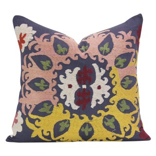 Adritya Suzani Square Pillow