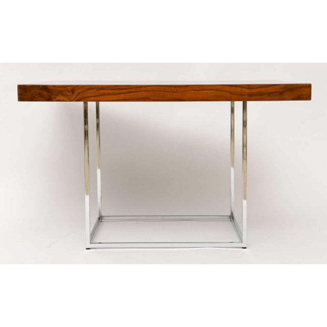 Milo Baughman Rosewood Coffee/Side Table - Image 10 of 10