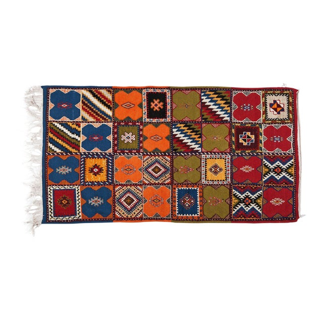 Atlas Berber Rug - 3′9″ × 7′ - Image 1 of 3