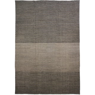 """Hand Knotted Modern Navajo Rug - 15'5"""" X 12'7"""""""