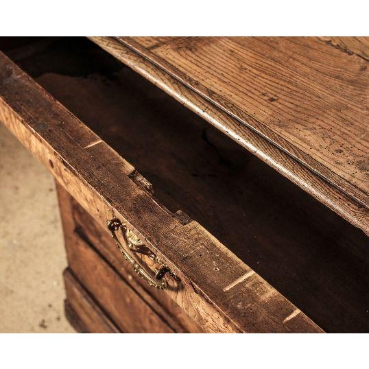 French Louis Philippe Burl Wood Chest - Image 5 of 7