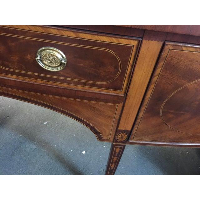 Baker Furniture Sideboard Colonial Williamsburg - Image 7 of 10