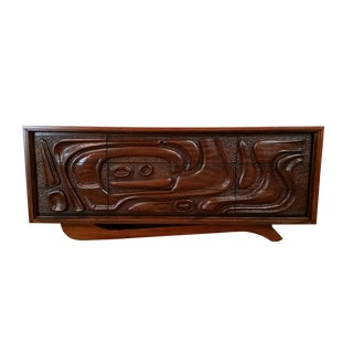 Witco Oceanic Dresser With Sculptural Base