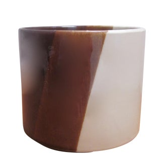 Mid Century Modern McCoy Glazed Planter Pot