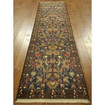 """Image of Multicolor Persian Balouch Runner Rug - 2'8"""" x9'1"""""""