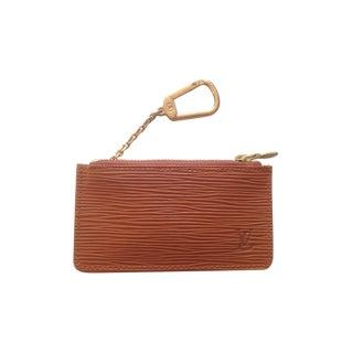 Louis Vuitton Epi Leather Key Chain Coin Case