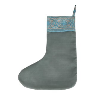 Custom Fortuny Christmas Stocking