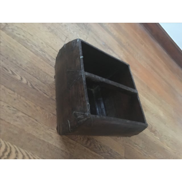 Antique Chinese Rice Basket - Image 3 of 5