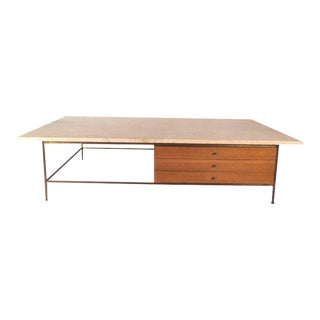 Mid-century Modern Paul Mccobb Marble-top Coffee Table