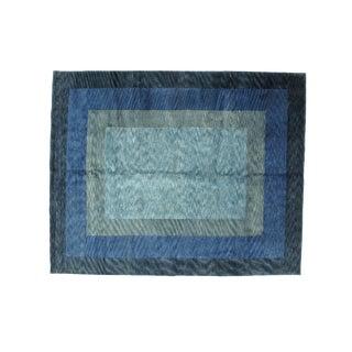 Leon Banilivi Blue Gabeh Carpet- 8′ × 10′