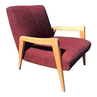 Russel Wright Conant Ball Lounge Chair