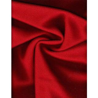 Designtex Pigment Red Wool