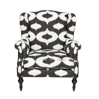 Kim Salmela Amelia Wingback Chair