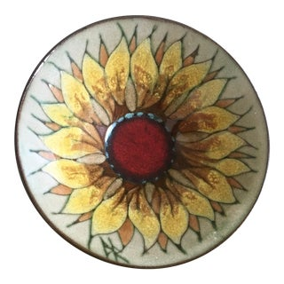 Sunflower Studio Pottery Trinket Dish