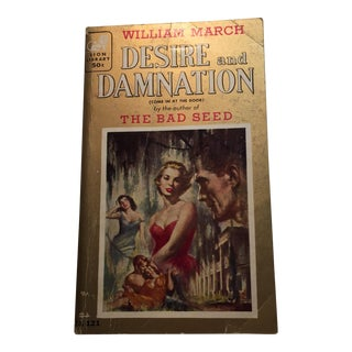 1956 Desire and Damnation Book