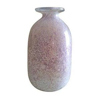 Kosta Boda Vase in Pink
