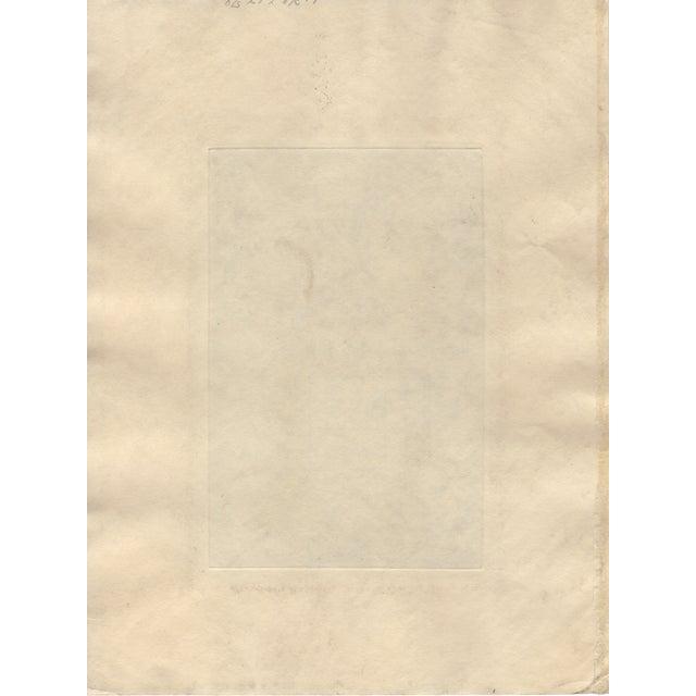 "Sir David Cameron ""The Chapel"" Etching C.1902 - Image 3 of 3"