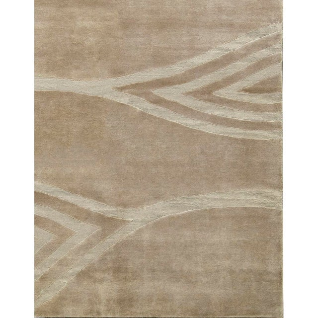 "Contemporary Hand-Woven Rug - 5'8"" x 7'10"" - Image 3 of 3"