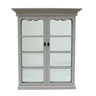 Sarreid Ltd. Adriana French Window Mirror