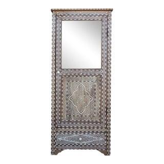 Mandawa Design Bone Inlaid Cabinet