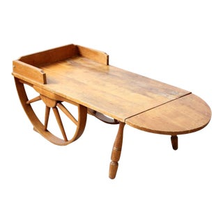 Vintage Rancho Monterey End Table