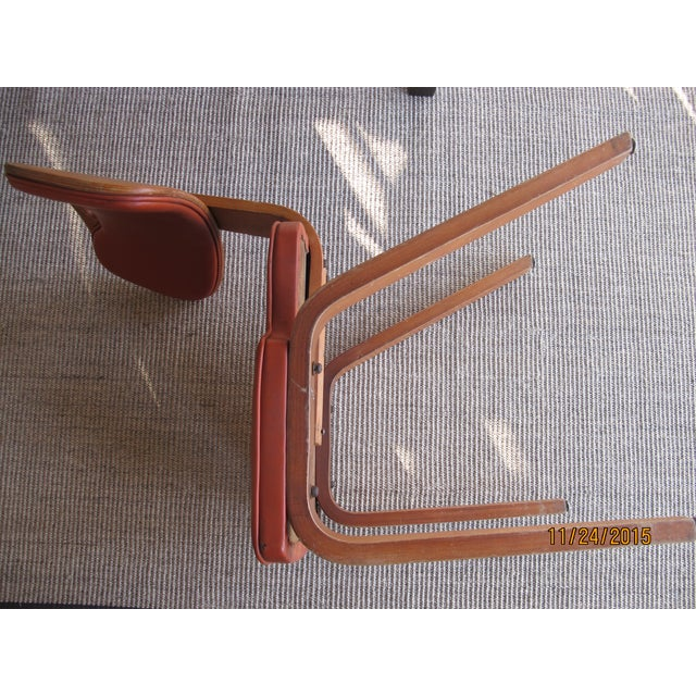 Image of Thonet Molded Plywood Side Chairs - 3