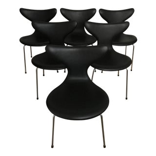 Arne Jacobsen 3108 Lily Chairs - Set of 6