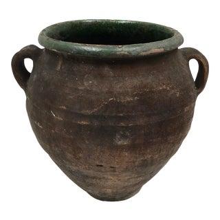 Early 1900s Turkish Olive Oil Jar